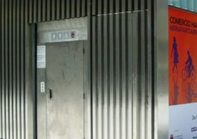 Acero Inox. + Planchas Metálicas